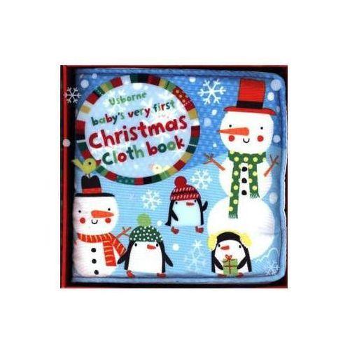 Baby's Very First Christmas Cloth Book, Watt, Fiona