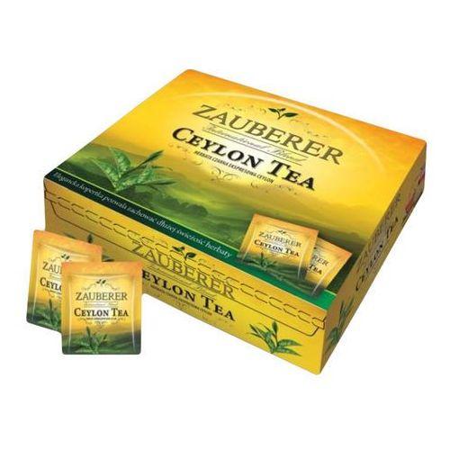 ZAUBERER. Herbata Czarna CEYLON w kopercie 100 szt.