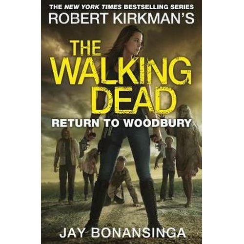 Return to Woodbury - Jay Bonansinga (2017)