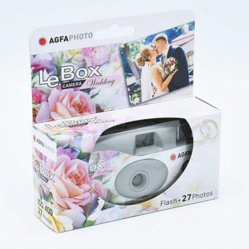 AGFA Aparat Jednorazowy 400/27 Wedding z lampą (4250255103810)
