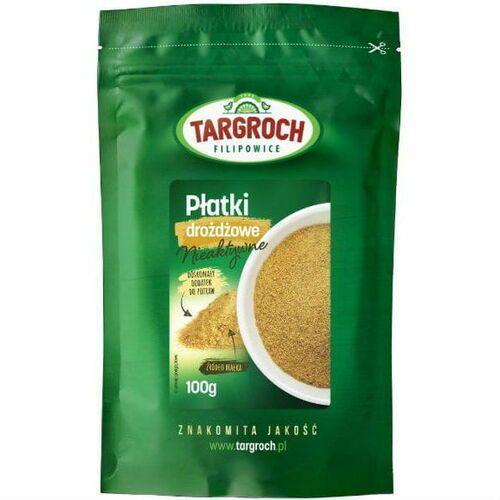 Płatki drożdżowe nieaktywne 100g Targroch (5903229005014)