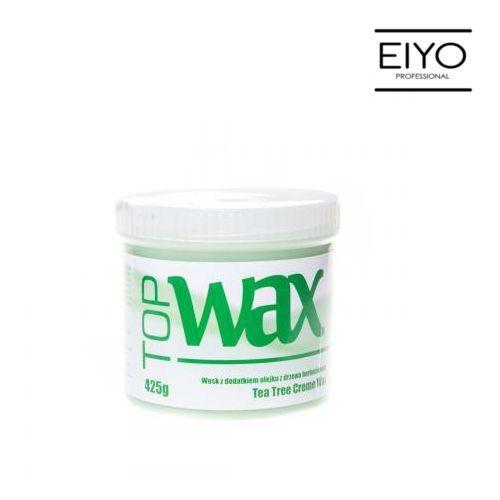 B&m Wosk z olejkiem z drzewa herbacianego   top wax - 425 g