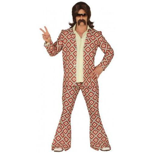 Kostium dla mężczyzny Szalone Lata 70-te