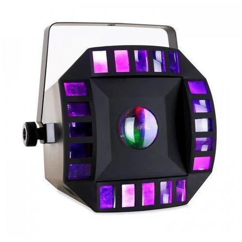 LED-Combomoon,DMX,sterowanie muzyką RGBWA