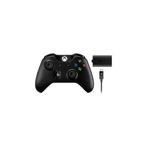 Bezprzewodowy kontroler Xbox One z zestawem Play and Charge ze sklepu Microsoft Store
