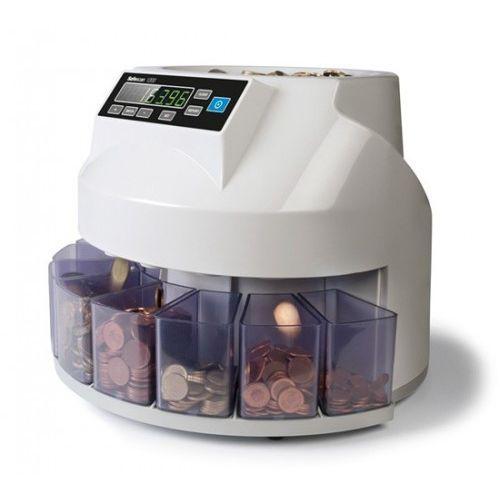 Safescan 1250 pln liczarka i sorter monet (8717496335548)