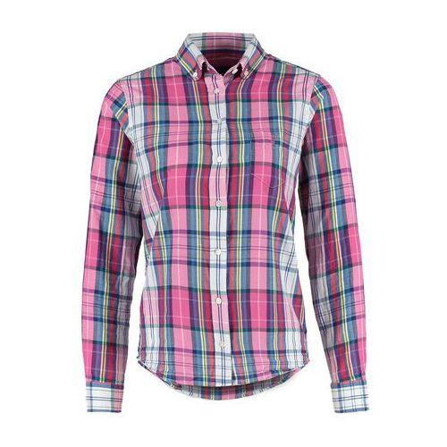 GANT MADRAS Koszula rich pink, różowy w 7 rozmiarach