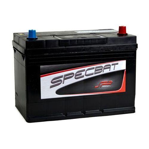 Akumulator SPECBAT 100Ah 800A EN Japan PRAWY PLUS