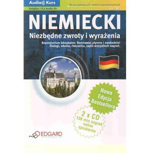 Niemiecki. Niezbędne Zwroty I Wyrażenia. Audio Kurs (Książka + 2 Cd). Nowa Edycja (96 str.)