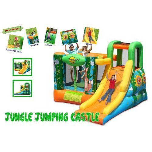 Happyhop Dmuchany plac zabaw happy hop - przygoda w dżungli