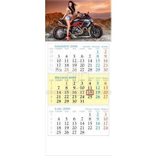 Kalendarz trójdzielny 2018 - Motor KT20, KT20