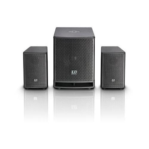 LD Systems DAVE 10 G3 zestaw nagłośnieniowy 150W + 2x100W
