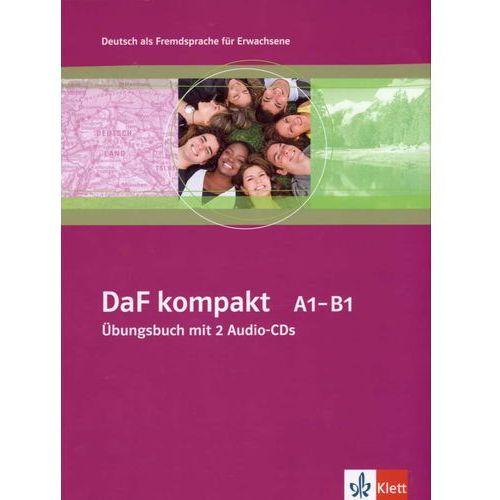 Daf Kompakt A1-B1 Ubungsbuch Mit 2 Audio-Cds, Media Rodzina