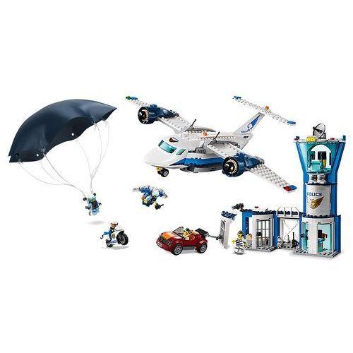 Lego CITY Baza policji powietrznej 60210