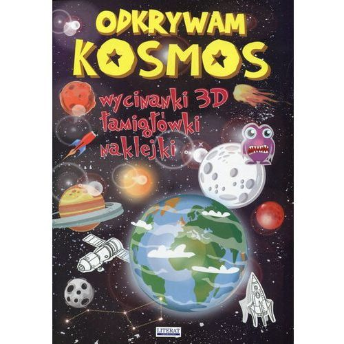 Odkrywam kosmos - Praca zbiorowa, oprawa broszurowa