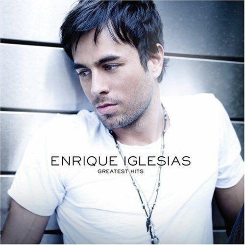 Greatest hits - enrique iglesias (płyta cd)