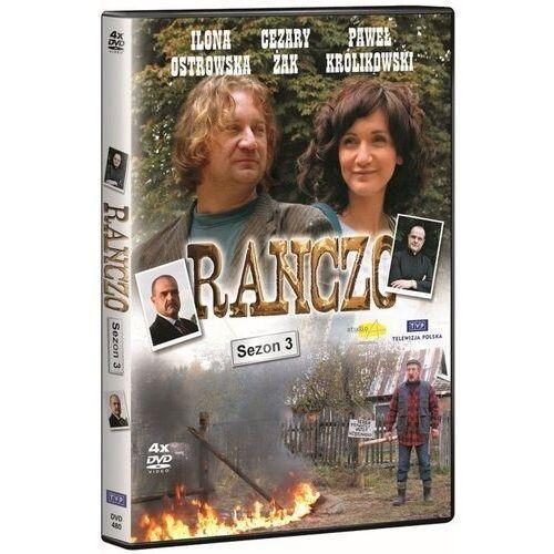 Ranczo sezon 3 (4 DVD) (Płyta DVD)