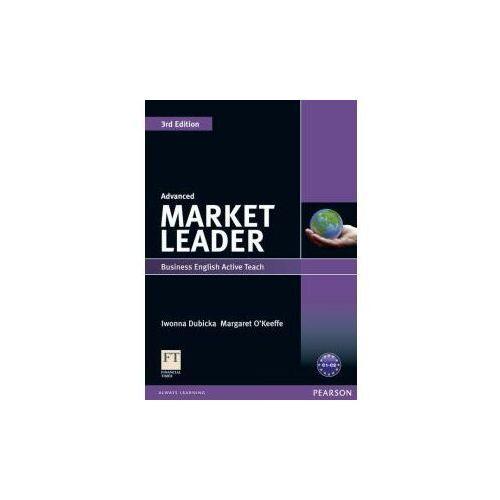 Market Leader 3Ed Advanced Active Teach. Oprogramowanie Tablicy Interaktywnej