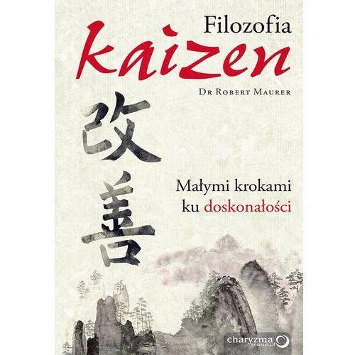 Filozofia Kaizen Małymi krokami ku doskonałości (184 str.)