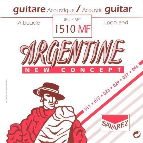 Savarez (668737) struny do gitary akustycznej Argentine - Komplet