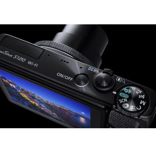 Canon PowerShot S120, rozdzielczość filmów [1920 x 1080 (Full HD)]
