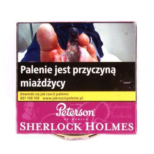 Tytoń fajkowy Peterson Sherlock Holmes 50g