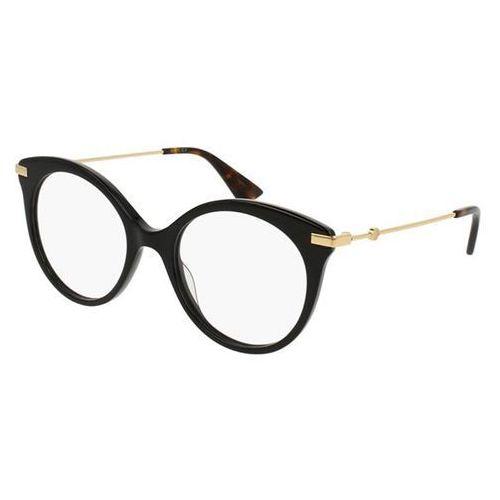 Gucci Okulary korekcyjne gg0109o 001