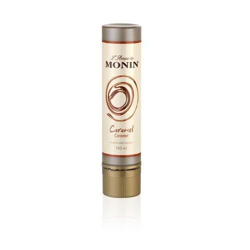 Monin pisak Latte Art Karmelowy 150 ml, 2695