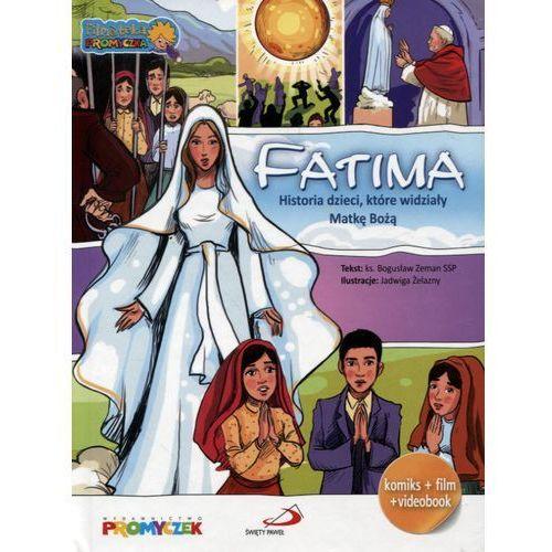FATIMA - Historia dzieci, które widziały Matkę Bożą, Edycja Św. Pawła
