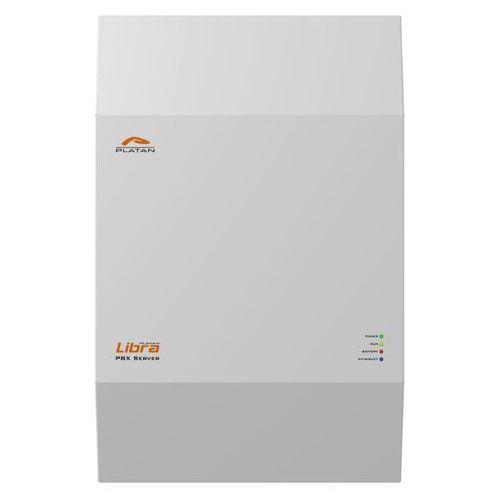 JBW02 Centrala telefoniczna LIBRA jednostka bazowa wisząca bez możliwości rozbudowy, LIBRA-JBW02
