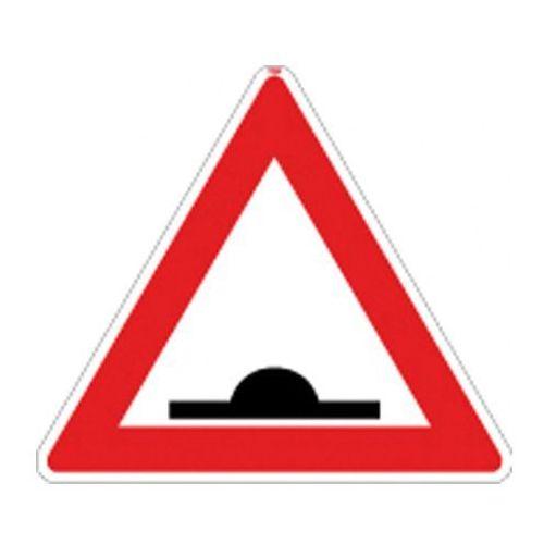 Pionowe znaki drogowe - próg zwalniający marki B2b partner