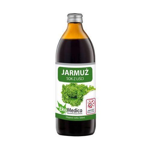 Szpinak sok z liści 99,8% (500 ml) EkaMedica (5904213000855)