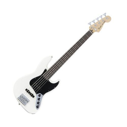 deluxe active jazz bass v pf owt marki Fender