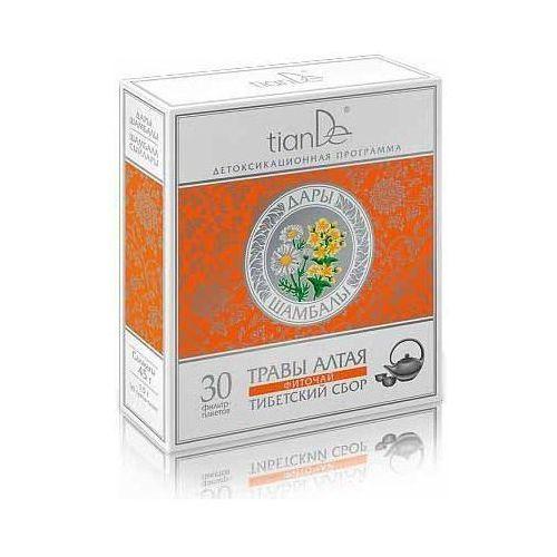 Herbata ziołowa Tybetańskie zioła 30 saszetek po 1,5 g 123923, 123923