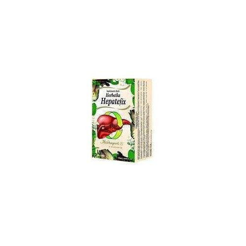 Hepatefix herbata ziołowa 2g x 20 saszetek marki Herbapol kraków