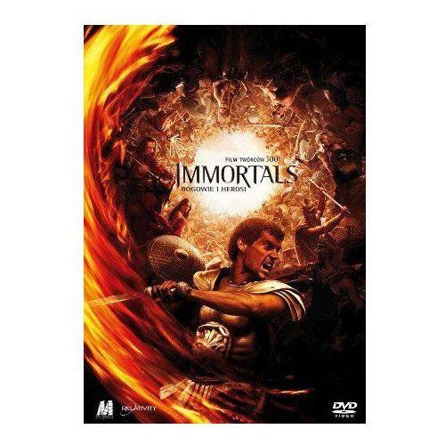 Monolith Immortals. bogowie i herosi