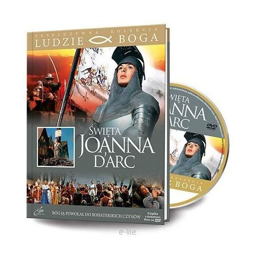 Fleming victor Święta joanna d'arc - film dvd z serii: ludzie boga