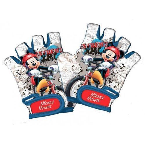 Rękawiczki Na Rower Myszka Mickey - Disney, Licencja Disney z Tinkerbell