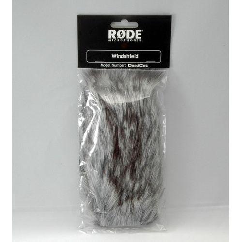 Rode deadcat futerkowa osłona przeciwwietrzna [videomic, ntg-1, ntg-2]