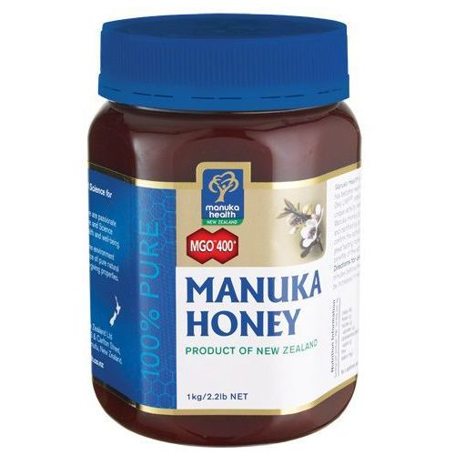Manuka health new zealand limited Miód manuka mgo 400+ 1kg propharma