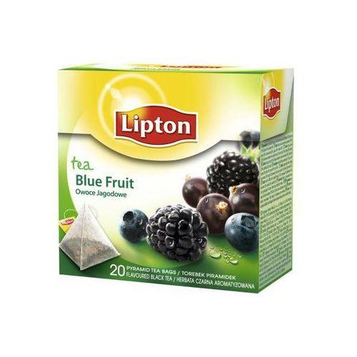 Herbata LIPTON owocowa jagoda 20 szt. - X03971