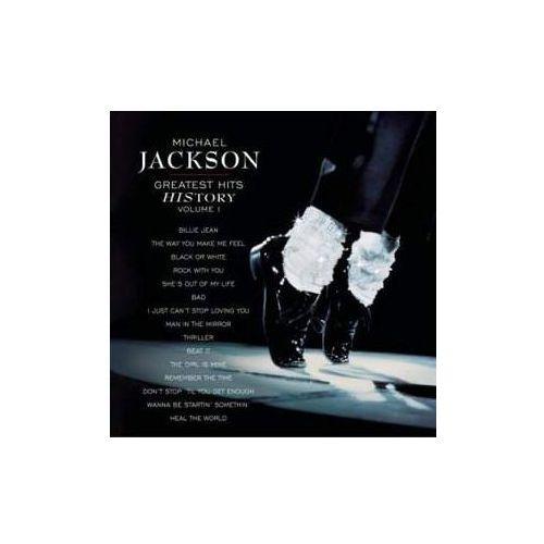 MICHAEL JACKSON - MICHAEL JACKSON GREATEST HITS HISTORY VOLUME I (CD)