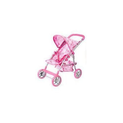 Wózek dla lalek spacerówka metalowa z kategorii wózki dla lalek
