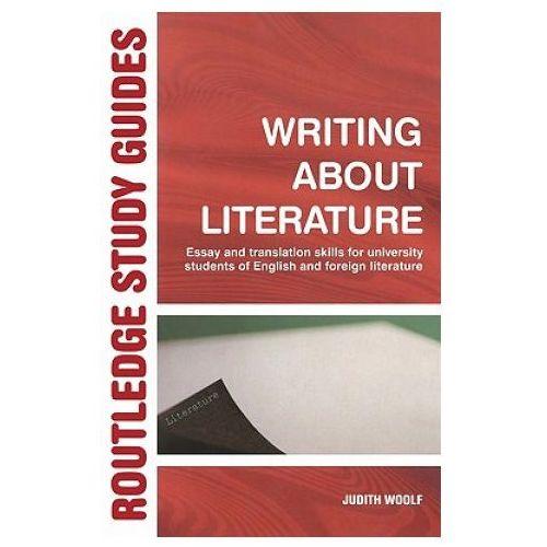 Writing About Literature Essay & Translation Skills For Univ
