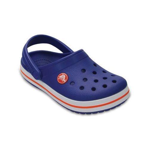 Crocs Buty crocband clog 204537 cerulean blue - niebieski