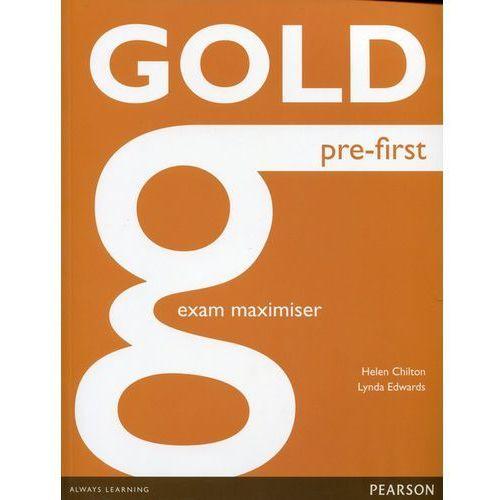 Gold Pre-First Maximiser no key, oprawa miękka