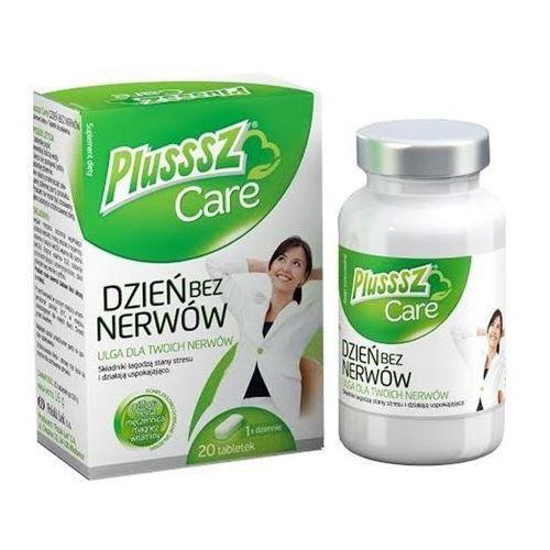 PLUSSSZ CARE Dzień bez nerwów x 20 tabletek