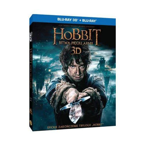 Galapagos Hobbit: bitwa pięciu armii (3d 4bd)