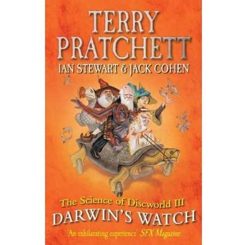 Science of Discworld III: Darwins Watch (352 str.)