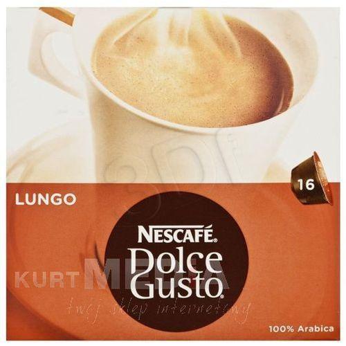Nescafé Kawa nescafe caffelungo (16 szt w opak) (5011546498423)